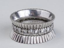 Diamond Eternity Band and Ring Guards