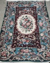 Sino-Savonnere Carpet