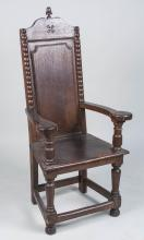 English Hall Chair