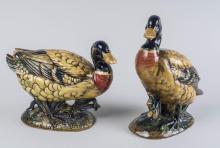 Pair of Ceramic Ducks