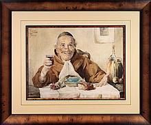 Pompeo Massani The Drunk Monk