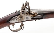U.S. Model 1840 Flintlock Musket, by Springfield