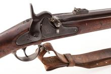 U.S. Model 1855 Percussion Rifle, by Springfield