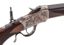 Winchester Deluxe Sporting Low-Wall Rifle