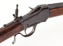 Winchester Low-Wall Single Shot Rifle