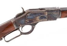 Deluxe Winchester 1873 Lever Action Rifle