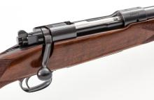Rare Late War Super Grade Winchester M70 BA Rifle