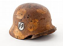 WWII German M40 Helmet