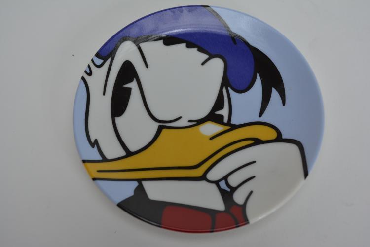Donald duck signature