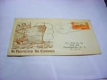 1934 U.S.S. CHILDS COVER