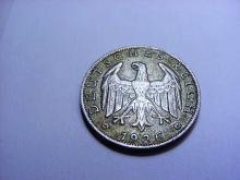1926 A GERMANY 1 REICHSMARK