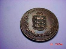 1918 GUERNESEY 8 DOUBLES
