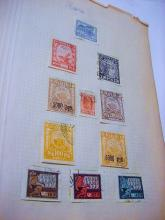 RUSSIAN STAMP LOT
