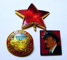 RUSSIAN MEDAL LOT