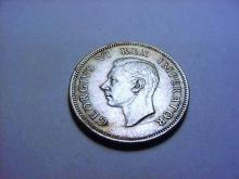 1942 SOUTH AFRICA SHILLING