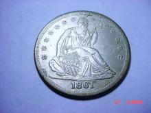 1861 CONFEDERATE HALF DOLLAR COPY