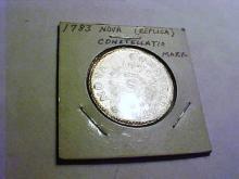 1783 NOVA CONSTELLATIO COLONIAL COPY