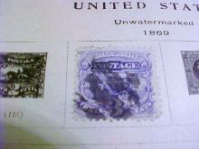 1869 3 CENT STAMP
