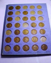 LINCOLN CENT LOT