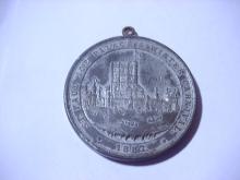 1887 BRITISH MEDAL