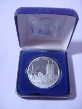 WORLD TRADE MEDAL PROOF CONDITION