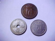 NORWAY COIN LOT