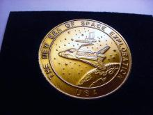 SPACE SHUTTLE DISCOVERY MEDAL