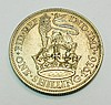 1936 GREAT BRITAIN SHILLING UNC