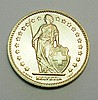 1973 SWISS FRANC GEM B.U.