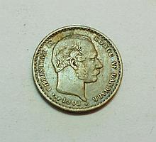 1903 DENMARK 10 ORE