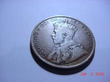 1919 C NEWFOUNDLAND 50 CENTS
