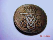 1912 DENMARK 5 ORE
