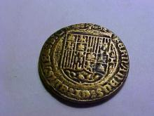 SPANISH COLONIAL COIN COPY