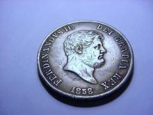 1858 NAPLES & SICILY 120 GRANA