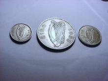 IRELAND COIN LOT