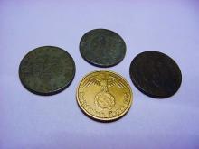 NAZI COIN LOT