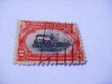 1901 U.S. # 295 WITH PAN AMERICAN EXPO CANCEL