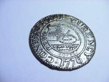1776 COLONIAL COIN COPY