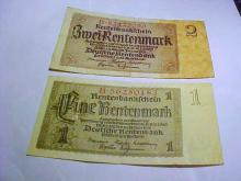 GERMANY BANKNOTE LOT
