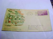 1934 MOTHER'S DAY FIRST DAY COVER