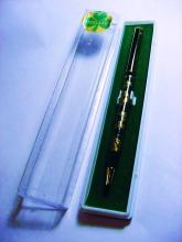 VINTAGE  IRELAND SHAMROCK PEN ORIGINAL BOX