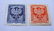 [2] EARLY POLISH STAMPS