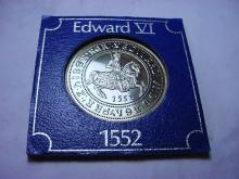 KING EDWARD MEDAL