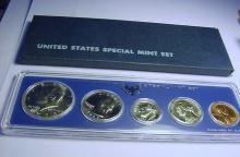 1966 SPECIAL MINT SET GEM B.U.