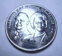 GOVERNORS GEORGE & LURLEEN WALLACE MEDAL