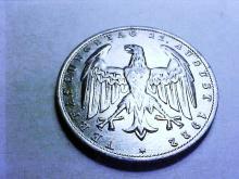 1922 A GERMANY 3 MARK