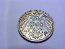 1912 GERMANY ONE MARK