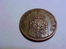 1871 GERMAN 3 PFINNIGE