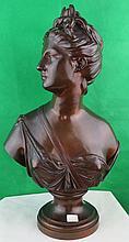 Bronze Diane Huntress ,France, C.1900 18