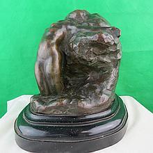 Bronze by Russian Artist Bashka Paeff  8